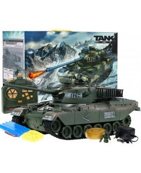 Tank na diaľkové ovládanie M60 1:18